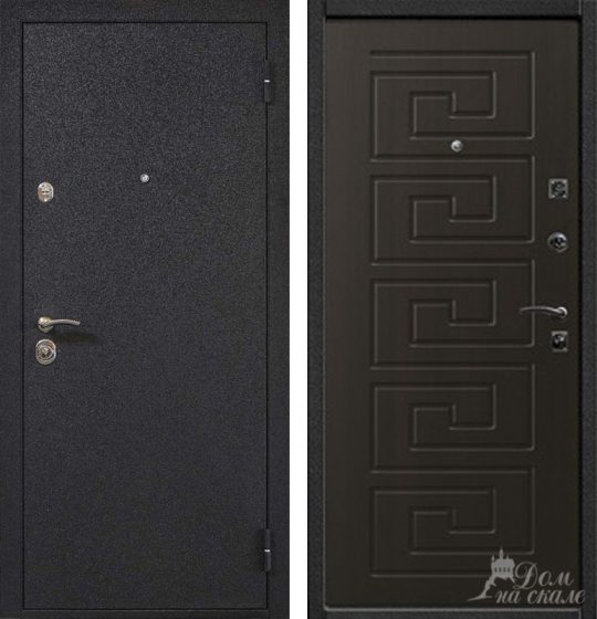 Стальная дверь «Лабиринт-1»