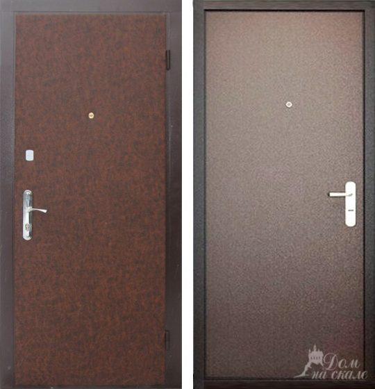 Стальная дверь «Эком 2»