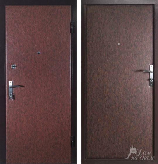 Стальная дверь «Эком 4»