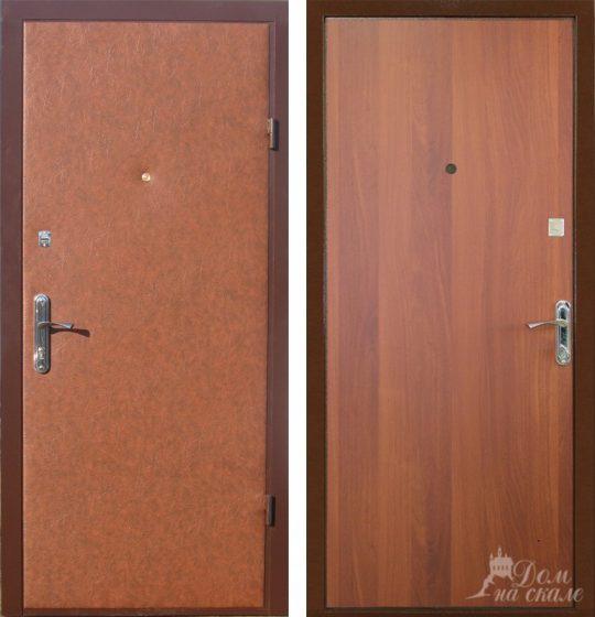Стальная дверь «Эком 5»