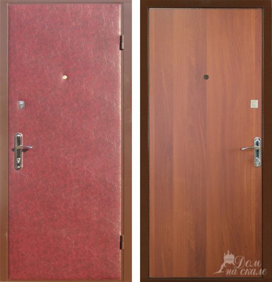 Стальная дверь «Эком 6»