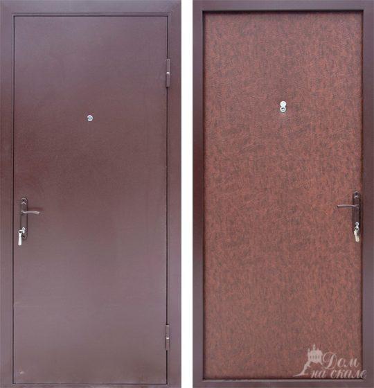 Стальная дверь «Эконом»