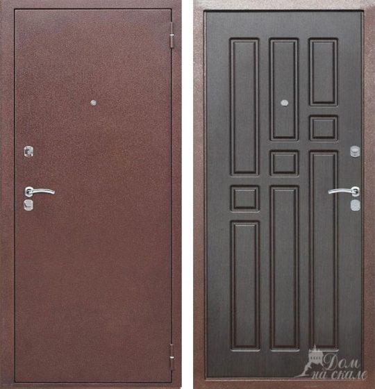 Стальная дверь «Гранд-1»