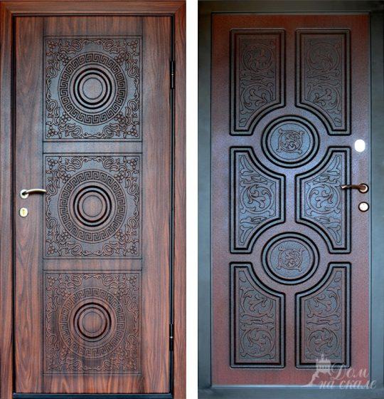 Стальная дверь «Версаль»