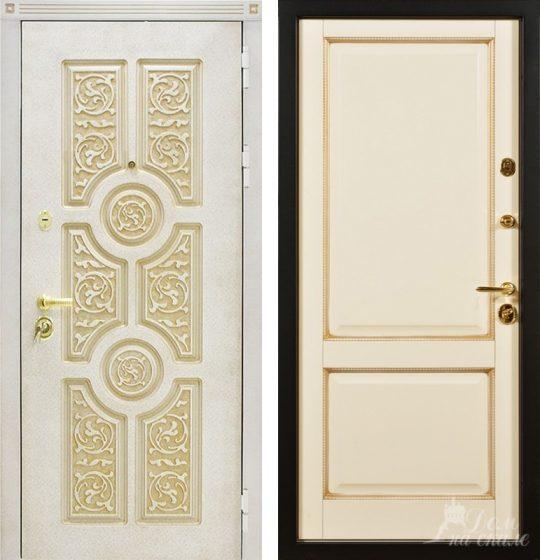 Стальная дверь «Валенсия»