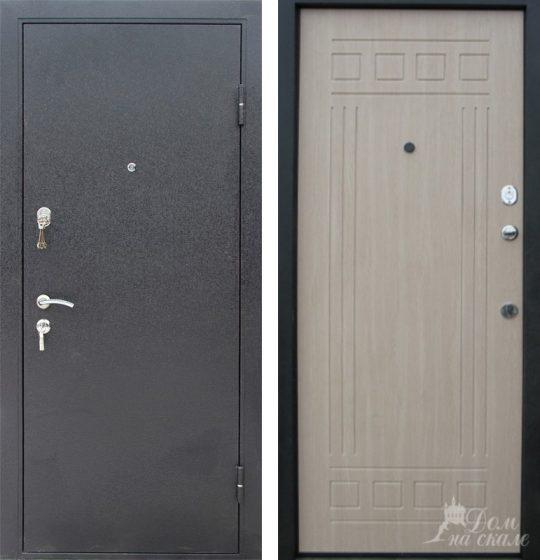 Стальная дверь «Оптима 12»
