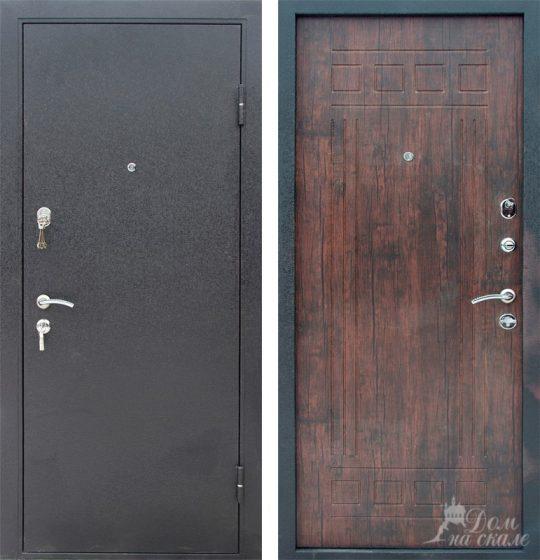 Стальная дверь «Оптима 15»