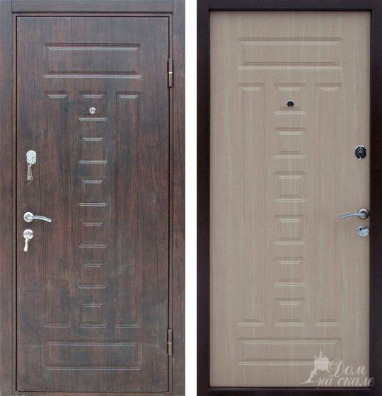 Стальная дверь «Спарта 2»
