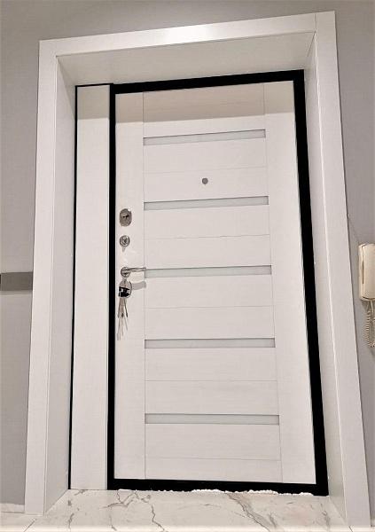 Входные металлические двери наши работы