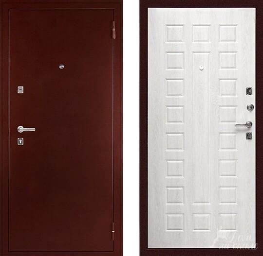 Двери белые
