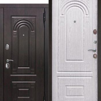 Входная дверь Флоренция Винорит Беленый дуб